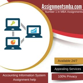 Mba And Cpa Is A Combination by Accounting Information System Mba Assignment Help