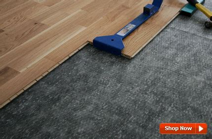underlayment for wood flooring how to make fence