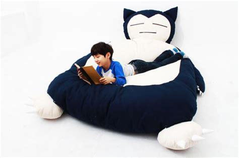snorlax bed snorlax makes an excellent bed