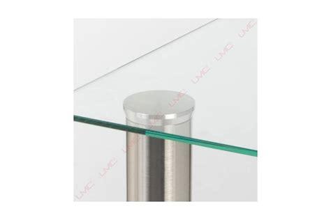 platine de fixation pour plateau en verre accessoires
