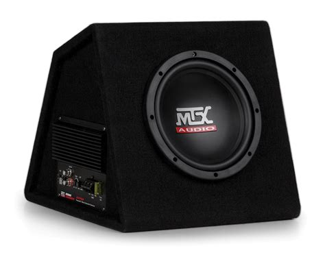 Meeting Wireles Speaker Mbox 8 Inch rtp8a lified 8 quot subwoofer enclosure mtx audio serious about sound 174