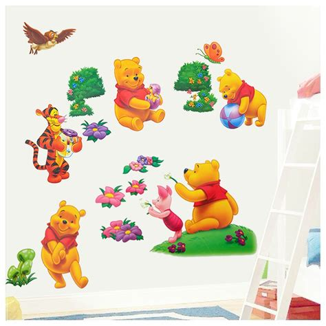 winnie the pooh wall quotes wall stickers wall decals wall memes