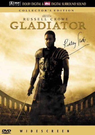 film wie gladiator gladiator filmzitate