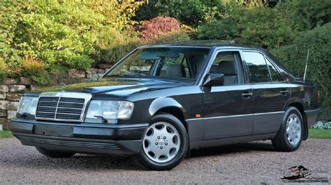 used mercedes for sale used 1992 mercedes benz 300 e 24 for sale in glasgow 300e