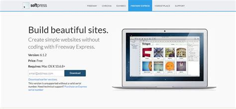 best web software for mac 7 best free web design software for mac users
