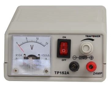 Jual Variable Dc Power Supply tekpower tp152a dc variable power supply 2 2 15 v 2a