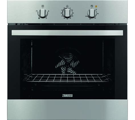 Oven Zanussi buy zanussi zob31301xk electric oven stainless steel
