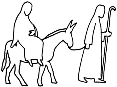 coloring pictures of joseph and mary joseph and mary coloring pages