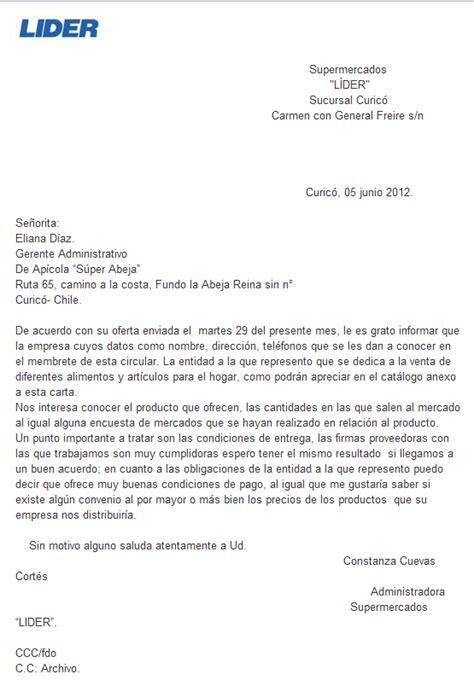 redacci 243 n carta de consulta