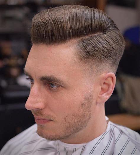 fade haircut lengths 21 medium length hairstyles for men