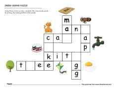 printable word association games for seniors cross sound puzzle worksheets for preschool and