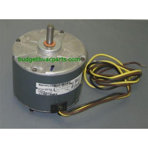 carrier infinity condenser fan motor carrier condenser fan motor hc35ge237
