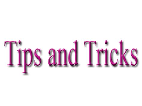 tips and tricks 301 moved permanently