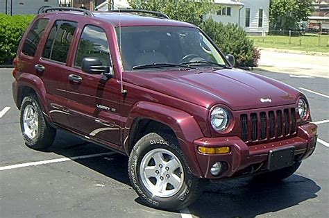 2002 Jeep Liberty Limited Edition Recalls 1000 Images About Jeep Liberty Kj Kk On Four