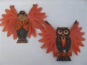 Vintage Halloween Paper Decorations Halloween Decorations Lookup Beforebuying