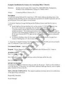 Justification Memo Template by Memorandum Format Exle And Justification