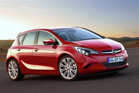 opel cars 2015 opel corsa rendering autoevolution