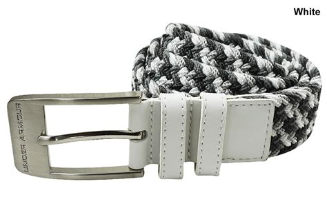 Best Seller Belt Ua Armour Underarmour Sabuk Fitness Lifting Ker armour golf braided leather belt