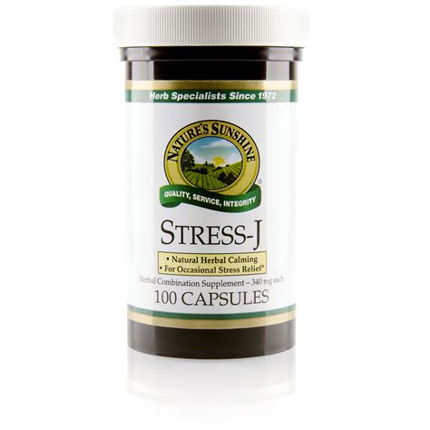 stress j supplement stress j 100 caps top products