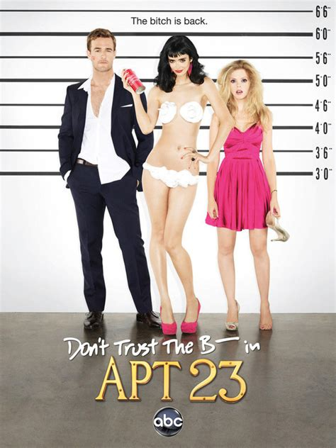 dont trust the b in appartment 23 don t trust the b in apt 23 pulled from abc schedule