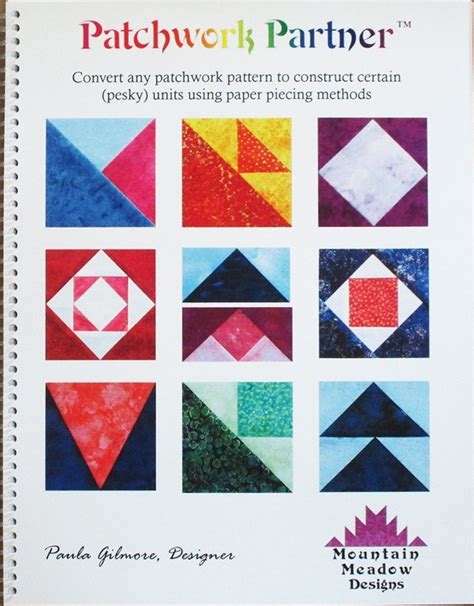 Patchwork Classes - patchwork partner 3 series class