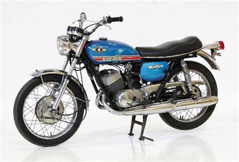 1971 Suzuki T250 Suzuki 1970 T250