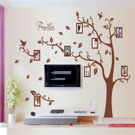 Wall Stiker Pohon Bingkai Photo 3 Dimensi 2 lemari ruang keluarga beli murah lemari ruang keluarga