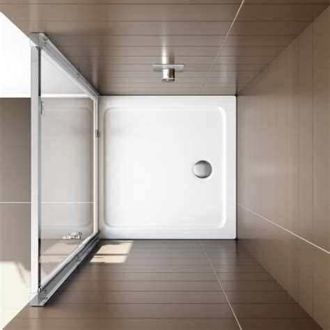 760x760mm 6mm Elements Pivot Door Shower Enclosure Pivot Door Shower Enclosure