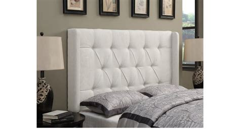 off white queen headboard livia linen off white full queen upholstered headboard