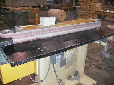 ritter woodworking ritter edgesander r 903 used woodworking machinery