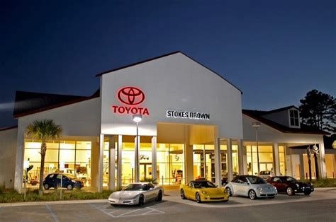 Stokes Brown Toyota Of Stokes Brown Toyota Of Toyota Scion