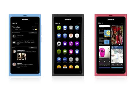 nokia smart phones nokia n9 mobile phone review specs problems pictures