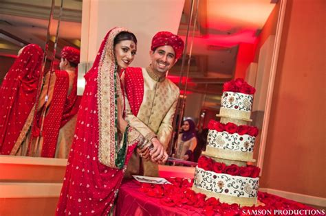 pakistani wedding reception fit  royalty  samson productions newport beach california