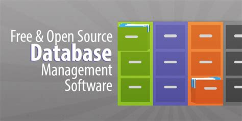 best database software what is the best database software quora