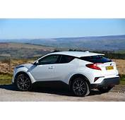 Toyota C HR Review  GreenCarGuidecouk
