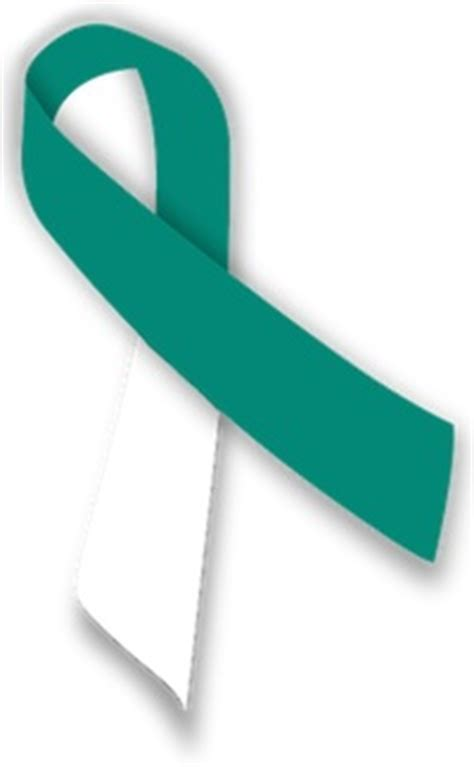 cervical cancer color cancer awareness colors and calendar cancer gifts