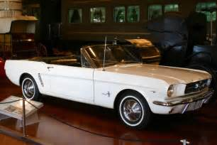 Where Is Ford Made Ford Mustang Built Serial Number 1