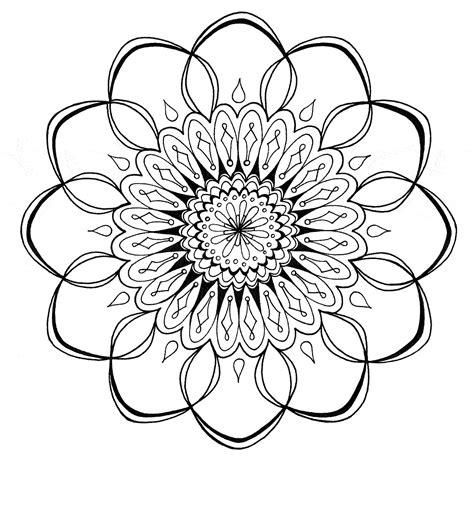 tattoo designs you can print mandalas para colorear pintar e imprimir