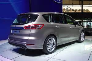 Www Ford New Ford S Max Seven Seat Revealed At Motor Show
