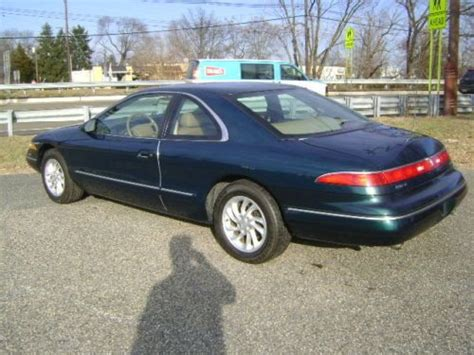 electric power steering 1995 chrysler concorde seat position control service manual lincoln mark viii stink buggin 1a auto blog purchase used 1995 lincoln mark 8