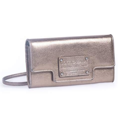 Dg Dolce Gabbana Metallic Shopper by Dolce And Gabbana Metallic Silver Shoulder Handbag