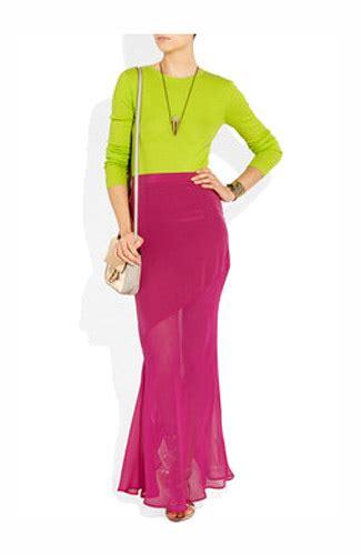 High Heels Amanda Hitam Ac36 fashion tips til glamor dengan rok maxi