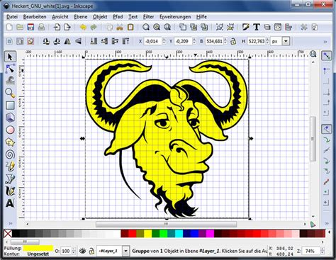 Zeichenprogramm Gratis by Inkscape