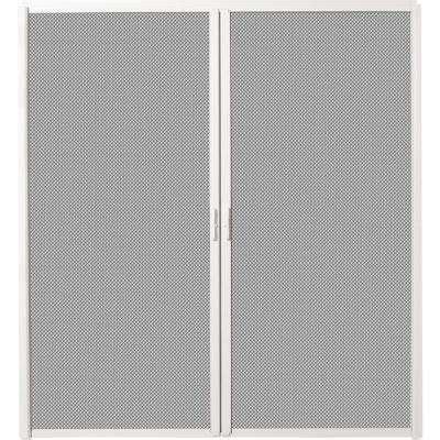 retractable screen 72 door retractable screen doors exterior doors the home depot