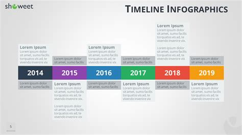 Timeline Infographics Templates For Powerpoint Ms Powerpoint Timeline Template