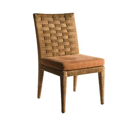 Indoor Wicker Dining Chairs Rope Side Chair Dining Chairs Style Indoor Furniture The Wicker Works