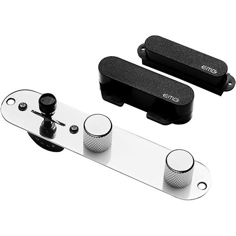 New Alert Is Wired by Emg Pre Wired Telecaster Set Music123