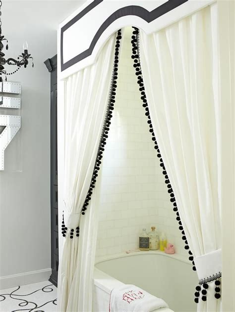 shower curtain valance ideas 25 best ideas about shower curtain valances on pinterest