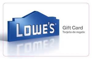 lowe s 25 lowe s gift card giveaway open worldwide