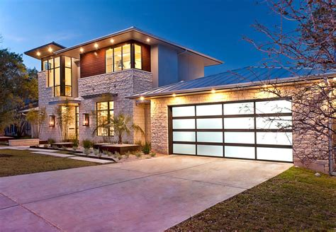 home architecture design modern a contemporary home with rustic elements connects to its